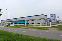 Ojitex Haiphong Co., Ltd. Bach Ninh Factory