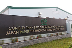 Japan Paper Technology Dong Nai (VN) Co., Ltd.