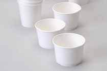Cup base paper